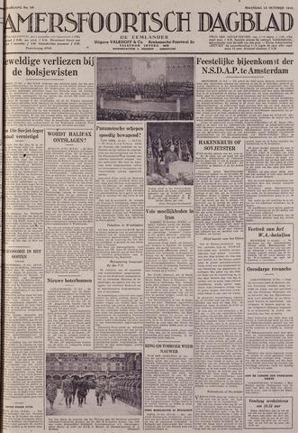 Amersfoortsch Dagblad / De Eemlander 1941-10-13