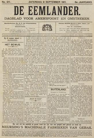 De Eemlander 1911-09-09