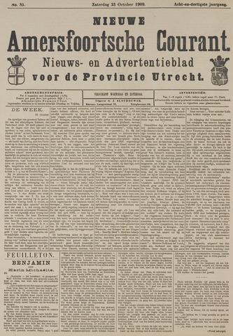 Nieuwe Amersfoortsche Courant 1909-10-23