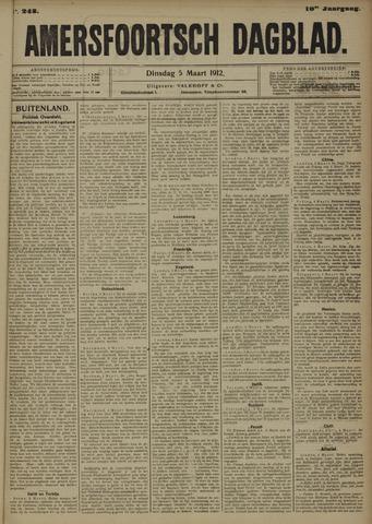 Amersfoortsch Dagblad 1912-03-05