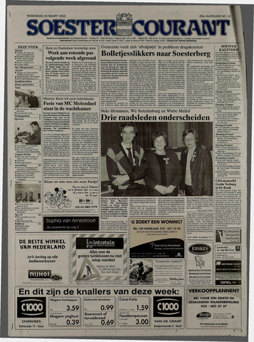 Soester Courant 2002-03-20