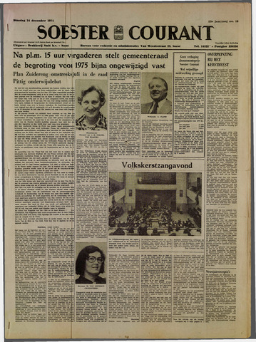 Soester Courant 1974-12-24