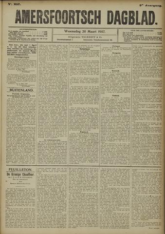 Amersfoortsch Dagblad 1907-03-20