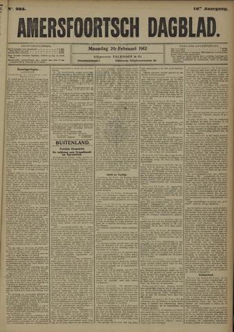 Amersfoortsch Dagblad 1912-02-26