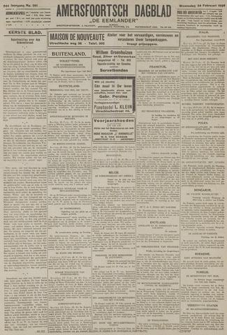 Amersfoortsch Dagblad / De Eemlander 1926-02-24