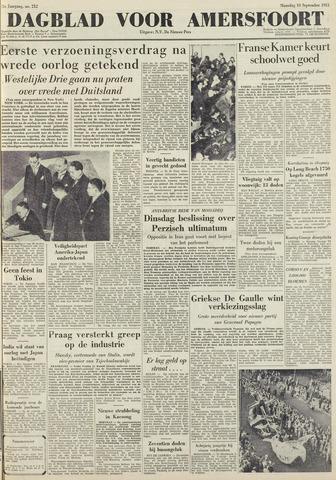 Dagblad voor Amersfoort 1951-09-10
