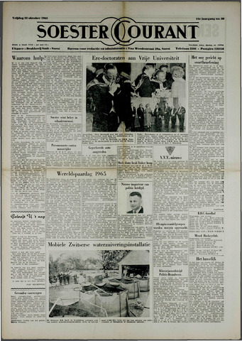 Soester Courant 1965-10-22