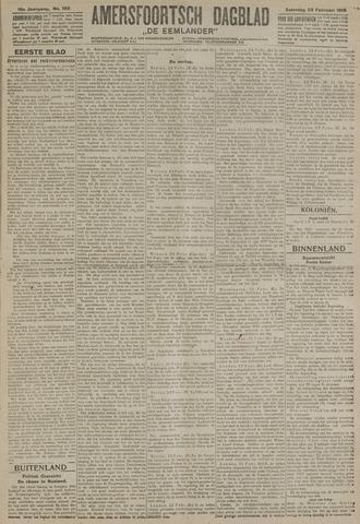 Amersfoortsch Dagblad / De Eemlander 1918-02-23