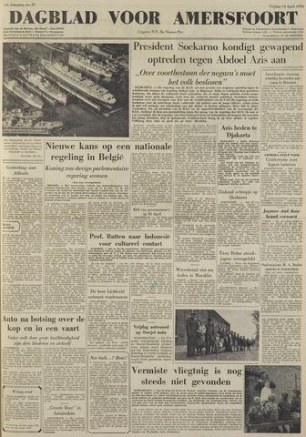 Dagblad voor Amersfoort 1950-04-14