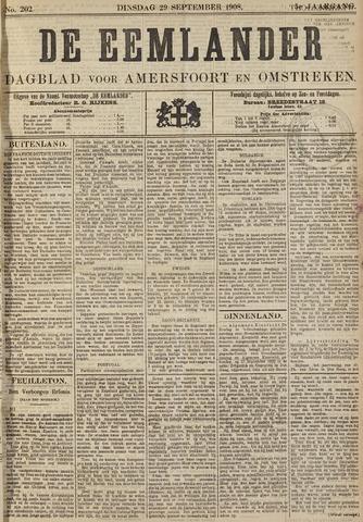De Eemlander 1908-09-29