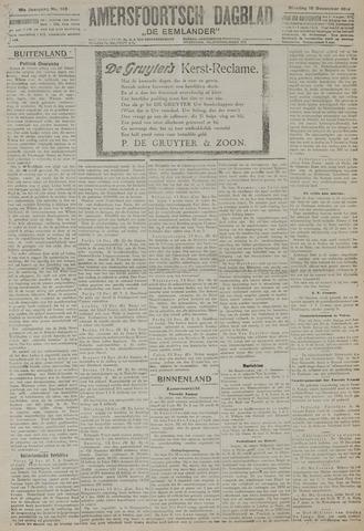 Amersfoortsch Dagblad / De Eemlander 1919-12-16