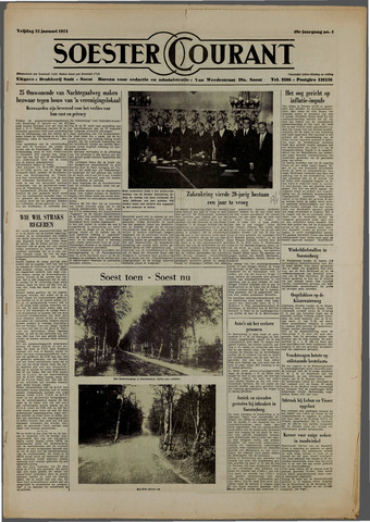 Soester Courant 1971-01-15