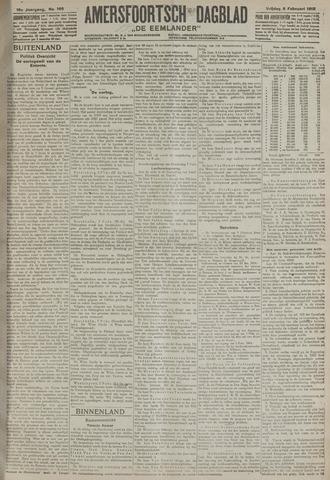Amersfoortsch Dagblad / De Eemlander 1918-02-08