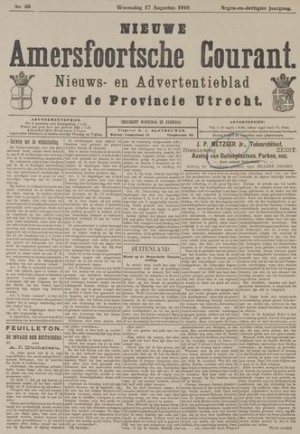 Nieuwe Amersfoortsche Courant 1910-08-17