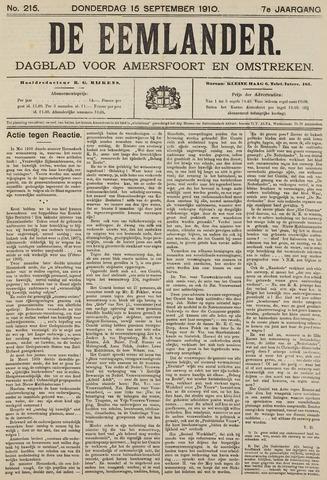 De Eemlander 1910-09-15