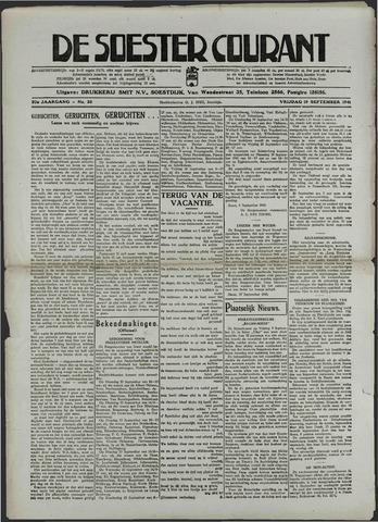 Soester Courant 1941-09-19