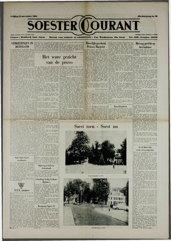 Soester Courant 1966-11-25