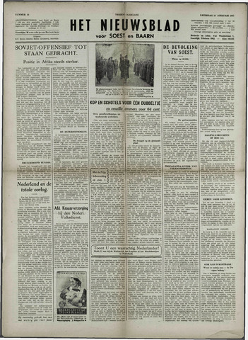 Soester Courant 1943-02-27