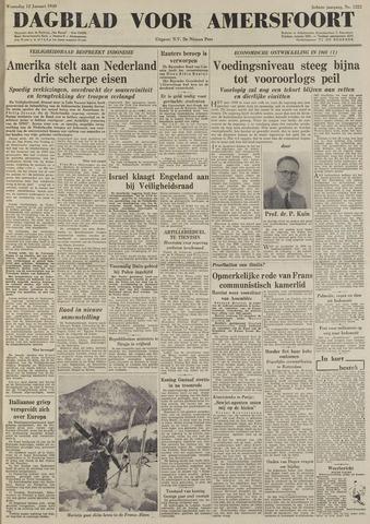 Dagblad voor Amersfoort 1949-01-12