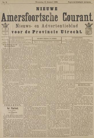 Nieuwe Amersfoortsche Courant 1900-01-31