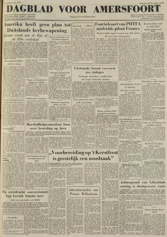 Dagblad voor Amersfoort 1949-11-28