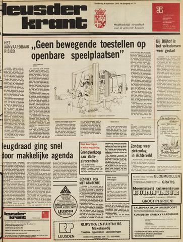 Leusder Krant 1976-09-09