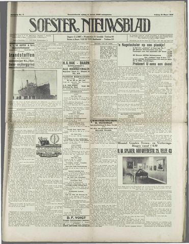 Soester Courant 1926-03-19