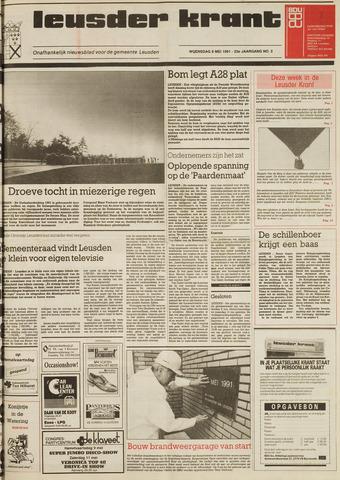 Leusder Krant 1991-05-08