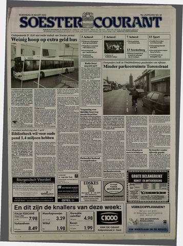 Soester Courant 2000-03-29