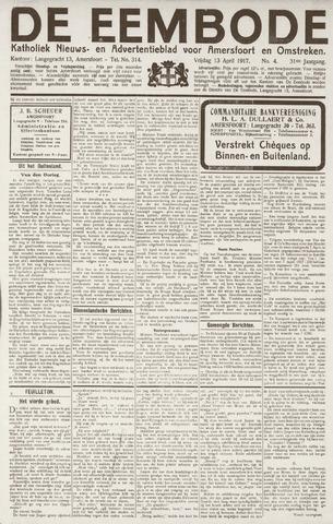 De Eembode 1917-04-13