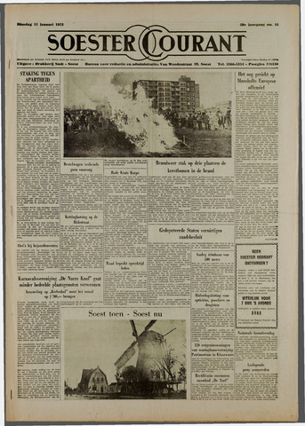 Soester Courant 1972-01-11