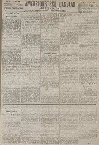 Amersfoortsch Dagblad / De Eemlander 1920-01-30