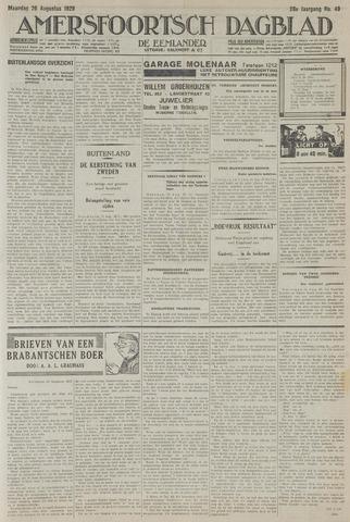 Amersfoortsch Dagblad / De Eemlander 1929-08-26