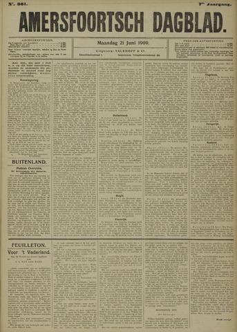 Amersfoortsch Dagblad 1909-06-21