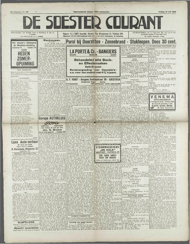 Soester Courant 1929-07-19