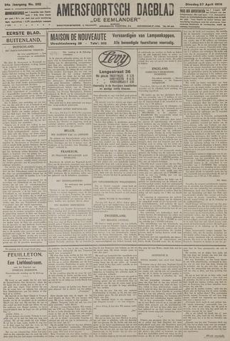 Amersfoortsch Dagblad / De Eemlander 1926-04-27