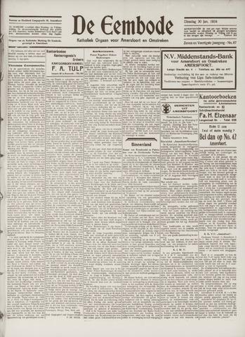 De Eembode 1934-01-30