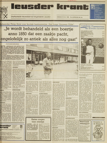 Leusder Krant 1986-07-29