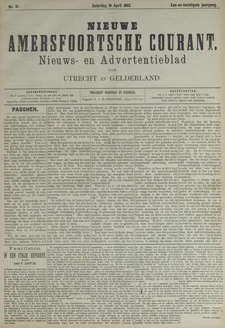 Nieuwe Amersfoortsche Courant 1892-04-16