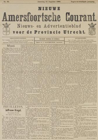 Nieuwe Amersfoortsche Courant 1900-08-11