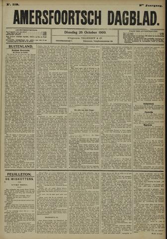 Amersfoortsch Dagblad 1909-10-26