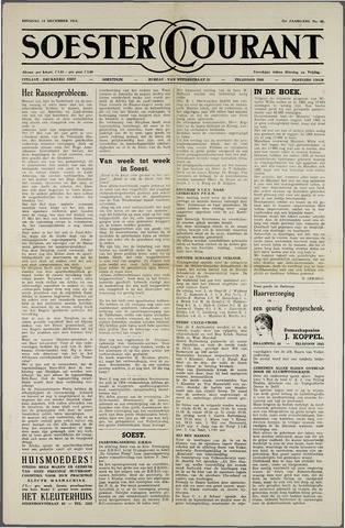 Soester Courant 1954-12-10