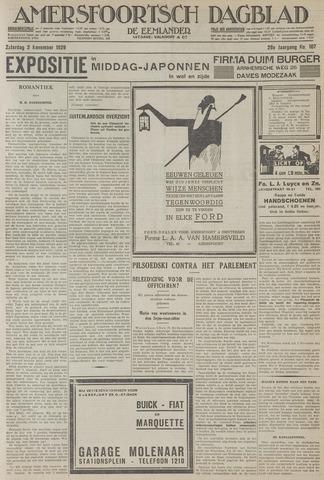 Amersfoortsch Dagblad / De Eemlander 1929-11-02