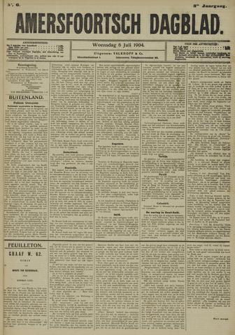 Amersfoortsch Dagblad 1904-07-06