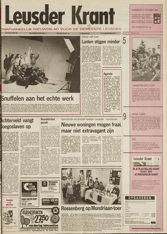 Leusder Krant 1992-10-21