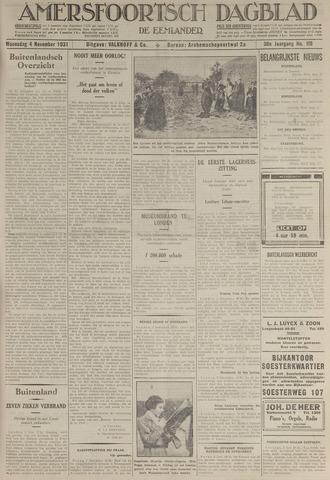Amersfoortsch Dagblad / De Eemlander 1931-11-04