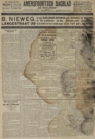 Amersfoortsch Dagblad / De Eemlander 1923-12-28
