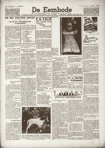 De Eembode 1939-05-05
