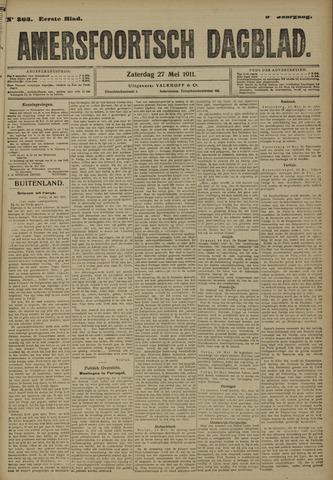 Amersfoortsch Dagblad 1911-05-27