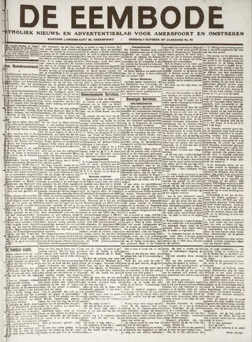 De Eembode 1918-10-01